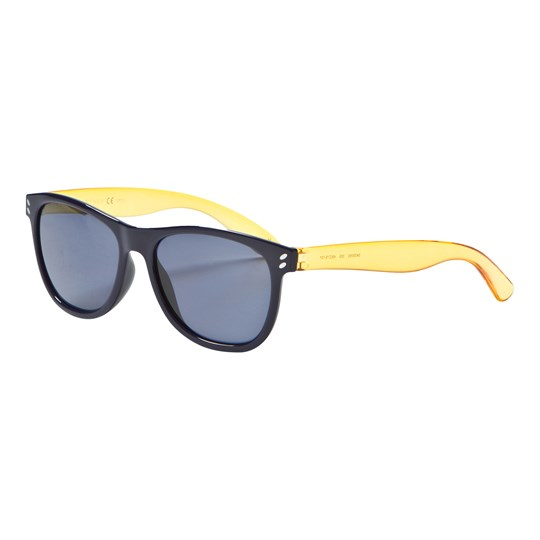 Stella McCartney Kids Sunglasses Kid Injection Blue/Yellow BLUE-YELLOW-BLUE (wayfarer)