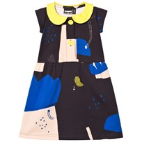 Papu Earth Dress Multi Multi