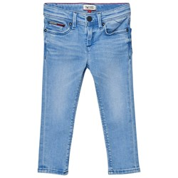 Tommy Hilfiger Light Wash Saxton Skinny Jeans