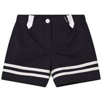 Dolce & Gabbana Navy White Sailor Shorts B0665