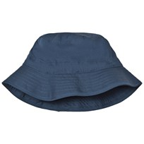 Melton Bucket Hat - Solid Colour Marine Marine