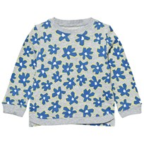 Stella McCartney Kids Blue Daisy Print Tröja 1452