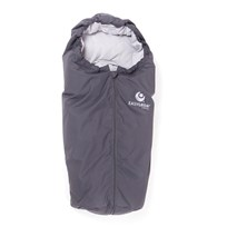 Easygrow Mini Footmuff Grey Multi