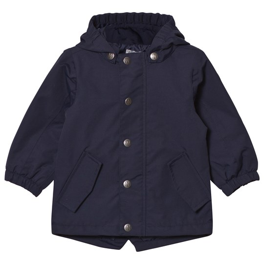 Wheat Valter Jacket Navy Marinblå