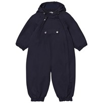 Wheat Frankie Rain Coverall Navy Navy