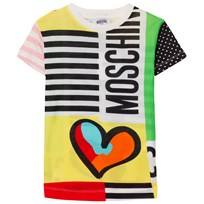Moschino Kid-Teen Multi Moschino Tunic Mini Me 80964