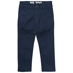 Me Too Kris Pants Twill Black Iris
