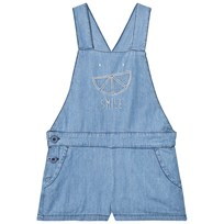 Emile et Ida Overall Chambray Chambray