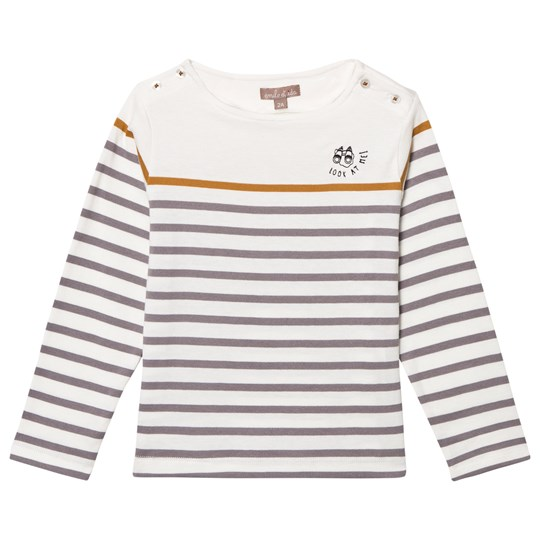 Emile et Ida Striped Sweater Rayure Rayure
