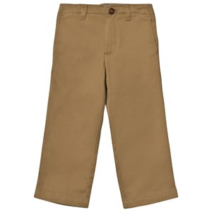 Image of Lands' End Beige Cadet Pants S (7-8 years) (3056874249)