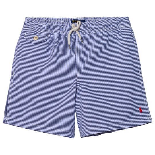 Ralph Lauren Traveler Cotton-Blend Trunks 001