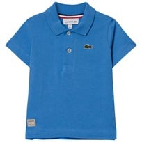 Lacoste Blue Jersey Classic Polo UZP