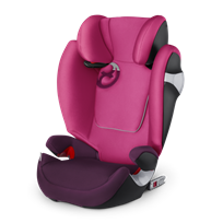 Cybex Solution M-Fix Car Seat Mystic Pink 2017 Mystic Pink