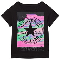 Converse Black In The Clouds Tee 023