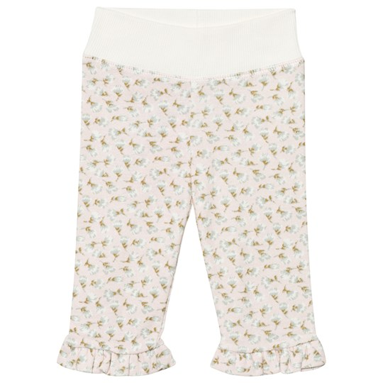 Noa Noa Miniature Baby Leggings, Long Peach Blush Peach Blush