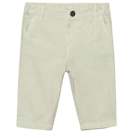 Noa Noa Miniature Boy Trousers, Long Safari Green