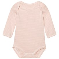 Noa Noa Miniature Basic Striped Baby Body Evening Sand Evening Sand