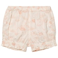 Noa Noa Miniature Baby Voile Bloomers Printed Pink Tint Pink Tint