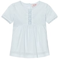 Noa Noa Miniature Dress Voile Solid Baby Blue Baby Blue