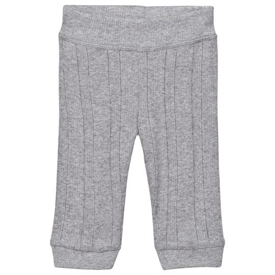 Noa Noa Miniature Basic Doria Leggings Grey Melange Grey Melange