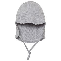 Huttelihut Babyhut Light Grey