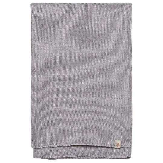 Huttelihut Babyblanket Light Grey Light Grey