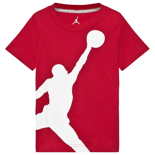Air Jordan Red Jumbo Jumpman Tee R78