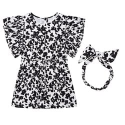 How To Kiss A Frog Cilla Dress Black Bfly