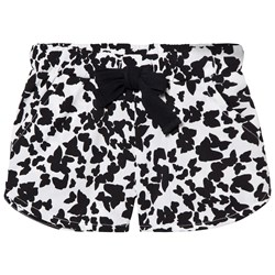 How To Kiss A Frog Dee Shorts Black Bfly