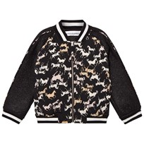 How To Kiss A Frog Taylor Jacket Black/blk Horse black/blk horse