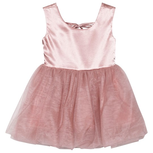 DOLLY by Le Petit Tom Ballet Dress Dusty Pink Dusty Pink
