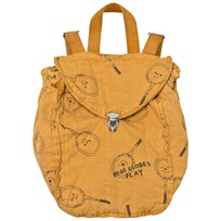 Bobo Choses Padded Backpack Tennis Golden Nugget Golden Nugget