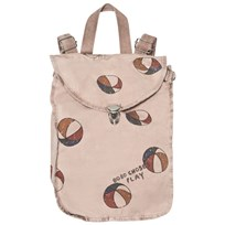 Bobo Choses Basket Ball Backpack Off Rose Off Rose