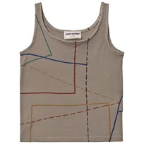 Bobo Choses Court Tank Top Chateau Grey Chateau Gray