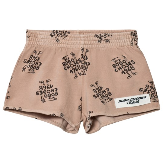 Bobo Choses 1968 Running Shorts Off Rose Off Rose