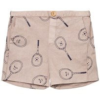 Bobo Choses Tennis Shorts Off Rose Off Rose