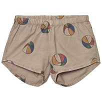 Bobo Choses Basket Ball Boxer Shorts Chateau Grey Chateau Gray