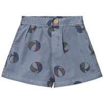 Bobo Choses Basket Ball Bermudas Cloud Blue cloud blue