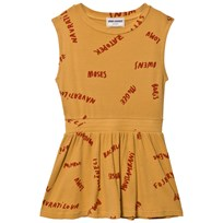 Bobo Choses The Legends Tennis Dress Golden Nugget Golden Nugget