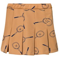 Bobo Choses Tennis Skirt Golden Nugget Golden Nugget