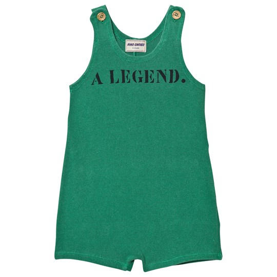 Bobo Choses A Legend Gino Romper Mint Mint