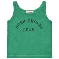 Bobo Choses B.C. Team Baby Tank Top Mint Mint