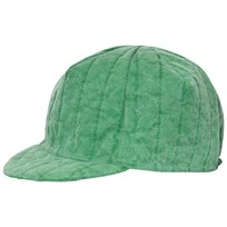 Bobo Choses Padded Cycling Cap Green Mint Mint