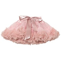 DOLLY by Le Petit Tom Isabella Pettiskirt Kjol Rose och Dusty Pink Rose And Dusty Pink