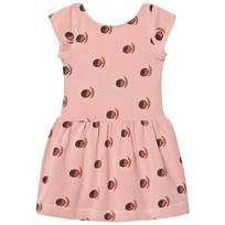 The Animals Observatory Sparrow Dress Pink Fruit Pink Fruit