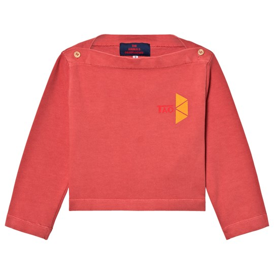 The Animals Observatory Anteater T-Shirt Rose Tao Triangles Rose Tao Triangles