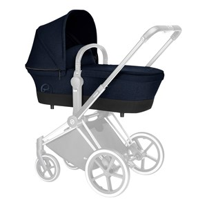 Image of Cybex Priam Carry Cot Midnight Blue 2017 Priam Carry Cot Midnight Blue (3056049381)