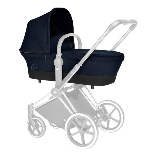Cybex Priam Carry Cot Midnight Blue Midnight Blue