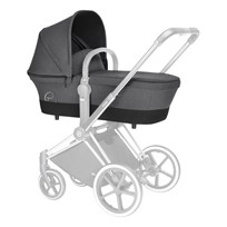 Cybex Priam Carry Cot Manhattan Grey 2017 Manhattan Grey