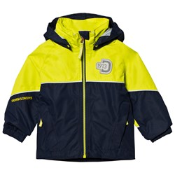 Didriksons Jarkos Kid's Jacket Navy